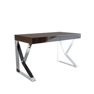 Ebony Lacquer Houston Desk