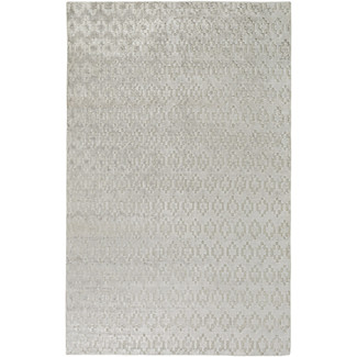 Taupe Diamond Area Rug