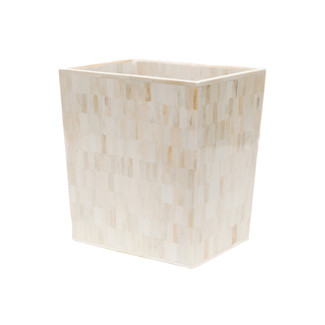 Camel Bone Waste Basket