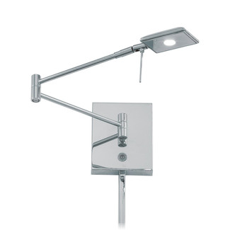 Chrome LED Reading Lamp
