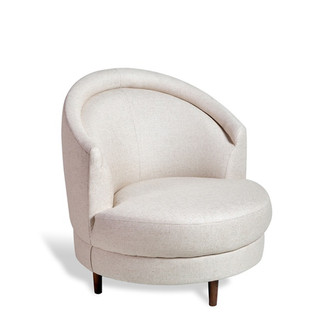 Capri Swivel Lounge Chair