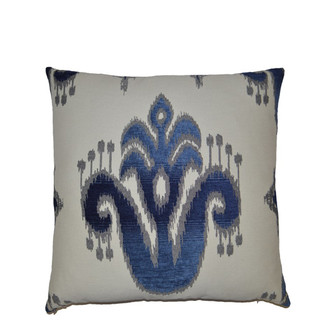 Caseeah Indigo Accent Pillow