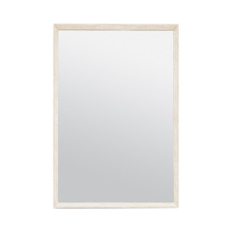 David Faux Shagreen Mirror