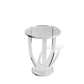 Lila Acrylic Side Table