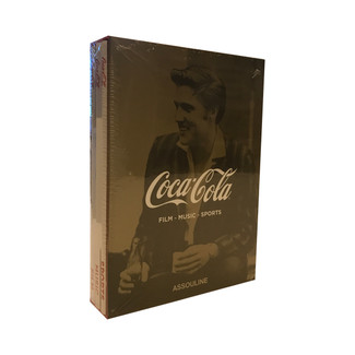 Coca-Cola Set Of Three: Film, Music, Sports