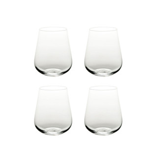 Aroma Set with 4 Old Fashion Glasses
