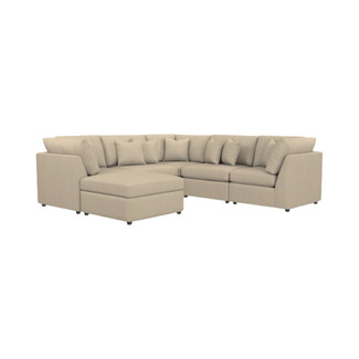 Beckham 6PC U-Shaped Sectional