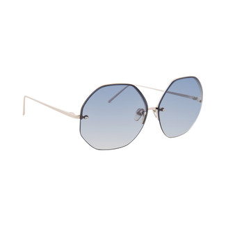 Linda Farrow 567 C6 Oversized Sunglasses