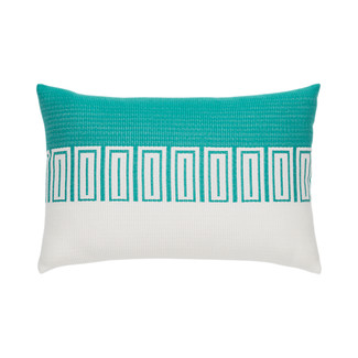 Kavala Block Lumbar Accent Pillow