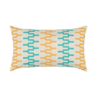 Aruba Path Lumbar Accent Pillow