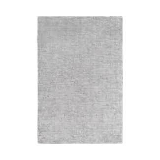 Bellatrix Gray Viscose Area Rug
