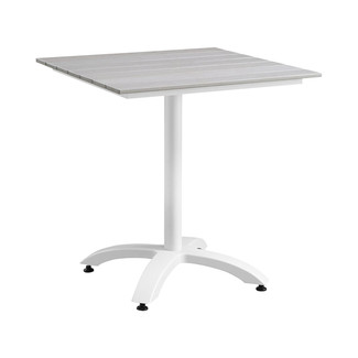 """Maine 28"""" Outdoor Patio Dining Table"""