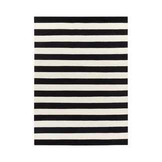 Frontier Striped Area Rug