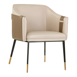 Carter Armchair - Tan