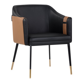 Carter Armchair - Black