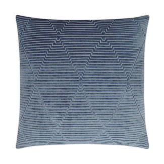 Outline Accent Pillow - Midnight