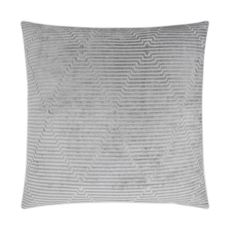 Outline Accent Pillow - Grey