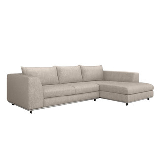 Comodo 2 Piece Chaise Sectional