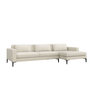 Izzy 2 Piece Chaise Sectional