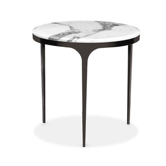 Camilla Marble Side Table