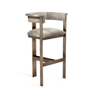 Darcy Hide Bar Stool