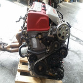 HONDA INTEGRA DC5 TYPE R JDM K20A MANUAL ENGINE AND TRANSMISSION CONVERSION