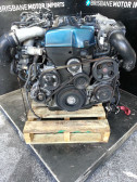 TOYOTA ARISTO 2JZ-GTEU ENGINE CONVERSION