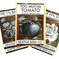 Boxed Seed Collection - The 99percent Salad 4/Cs
