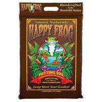 FoxFarm Happy Frog Potting Soil 12 Quart 5/Cs-120/Plt
