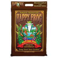 FoxFarm Happy Frog Potting Soil 12 Quart FL, GA, IN, MO Label 5/Cs-120/Plt