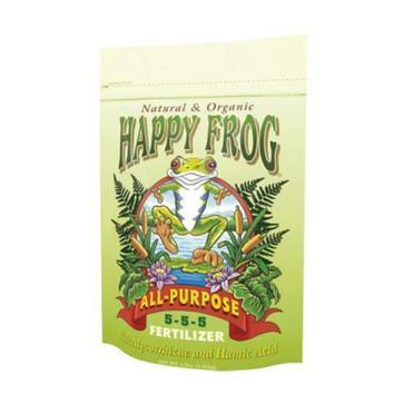 FoxFarm Happy Frog All Purpose Fertilizer 18 lb 2/Cs