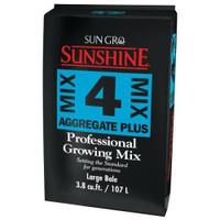 Sunshine Mix # 4 Aggregate Plus Bale 3.8 cu ft Plt