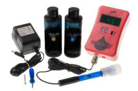 Future Harvest Nutradip pH Meter Dual Power AC DC