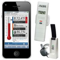 La Crosse Add-on Temperature and Humidity Sensor