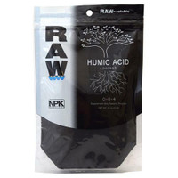 RAW Humic Acid 2 lb Cs
