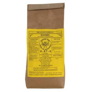 Budswel Dry 2 lb Cs