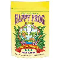 FoxFarm Happy Frog Fruit and Flower Fertilizer 4 lb 12/Cs