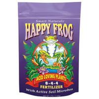 FoxFarm Happy Frog Acid Loving Fertilizer 4 lb 12/Cs