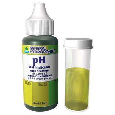 GH pH Test Kit 1 oz Cs