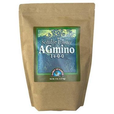 Down To Earth Agmino Powder - 1 lb Cs