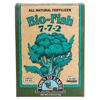 Down To Earth Bio-Fish - 5 lb Cs