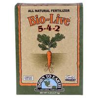 Down To Earth Bio-Live - 25 lb