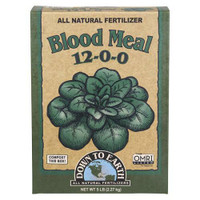Down To Earth Blood Meal - 50 lb
