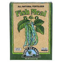 Down To Earth Fish Meal - 5 lb Cs