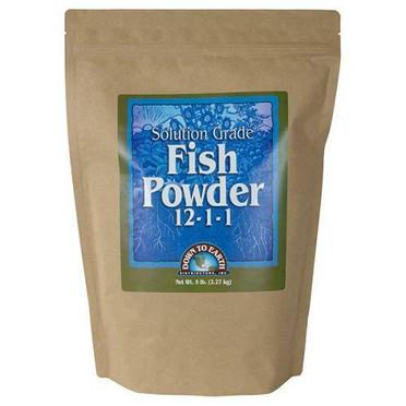 Down To Earth Fish Powder - 5 lb Cs