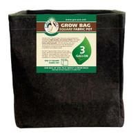 Gro Pro Square Fabric Pot 30 Gallon 30/Cs