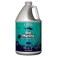 GH General Organics BioMarine 2.5 Gallon Cs