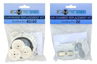 EcoPlus Pro 20 Replacement Diaphragm Kit