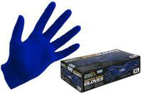 Growers Edge Blue Powder Free Nitrile Gloves 4 mil - XX-Large Box