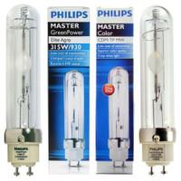 Philips Green Power Master Color CDM Lamp 315 Watt Elite Agro 3100K Full Spectrum Cs